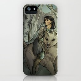Luthien iPhone Case