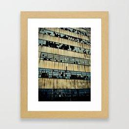 Abandoned Factory Framed Art Print