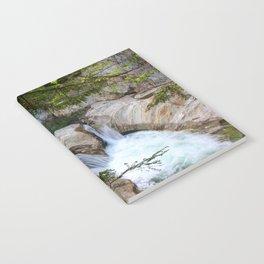 Vermont Waterfall Hideaway Notebook