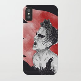 Black Swan III iPhone Case