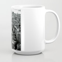 NEW YORK CITY # Black&White Coffee Mug