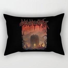 The Die is Cast - Artwork 2 Rectangular Pillow