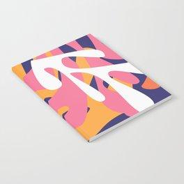 Matisse Pattern 010 Notebook