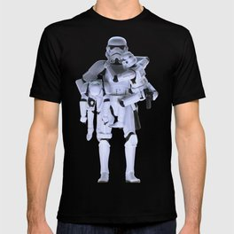 Trooper with Kids T-shirt