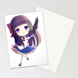 Aya - mad father Stationery Cards