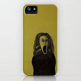 Grito iPhone Case