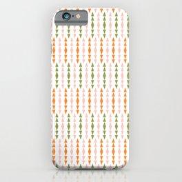 Primitive Pastel Arrows iPhone Case