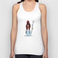 Have a cuppa Unisex Tank Top