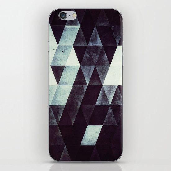 mnykryme iPhone & iPod Skin