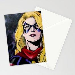 Carol Danvers Stationery Cards