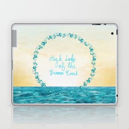 High Lady of the Summer Court Laptop & iPad Skin