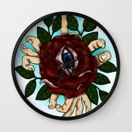 divine eye Wall Clock