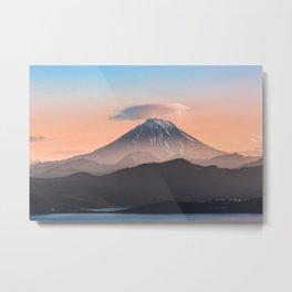 Vilyuchik volcano Metal Print