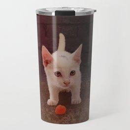 Alley Kitten Travel Mug