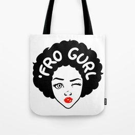 'Fro Gurl Tote Bag