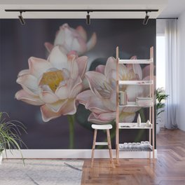 Lovely Water Lily II Wall Mural