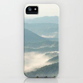 Blue Ridge Parkway - Shenandoah National Park iPhone Case