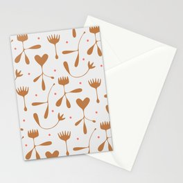 Autumn Seed Stationery Cards