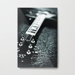 Blurred Rhythm Metal Print
