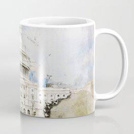 Capitol Washington DC, USA Coffee Mug