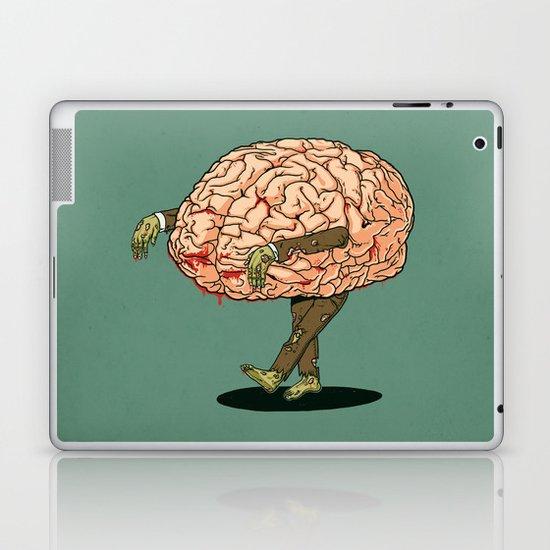 Zombie meal Laptop & iPad Skin