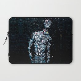 Geometric Valkyrie Walküre Zen Color Abstract Shapes  Laptop Sleeve