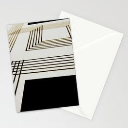 Lines on Paper Stationery Cards