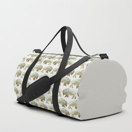 Bison and Plains Duffle Bag