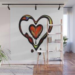 Colors of Love Wall Mural