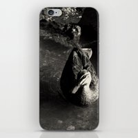 cycle iPhone & iPod Skins featuring Cycle by brane