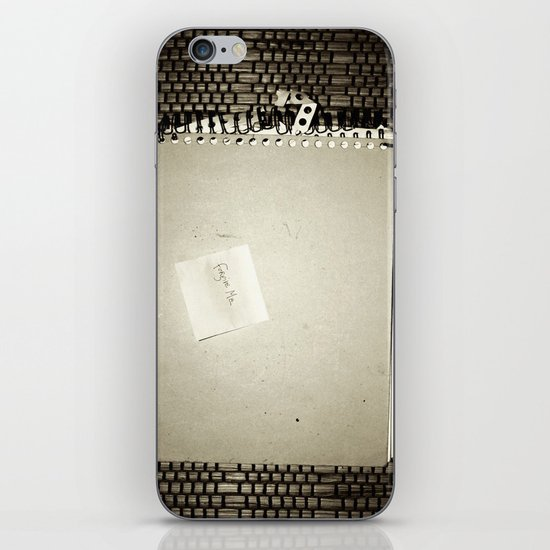 Forgive me iPhone & iPod Skin
