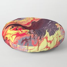 Burning Within Floor Pillow