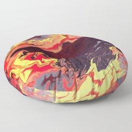 Burning Within Floor Pillow