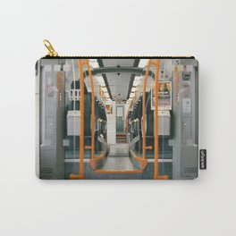 Ride the Subway Carry-All Pouch