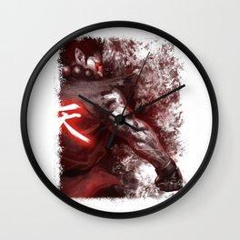 Akuma Wall Clock