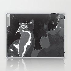 Galaxy Cat Laptop & iPad Skin