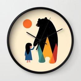 Go Home Wall Clock