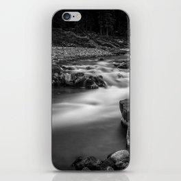 River line iPhone Skin