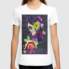 Sad Sugar Skull T-shirt