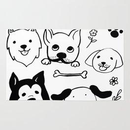 Doggy Doodles Rug