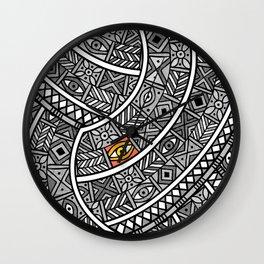 Oba Goldeneye Wall Clock