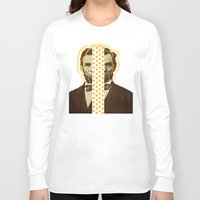 lincoln Long Sleeve T-shirts featuring AbracadAbraham - Lincoln by AmDuf