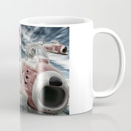 ASCUA aerobatic team Coffee Mug