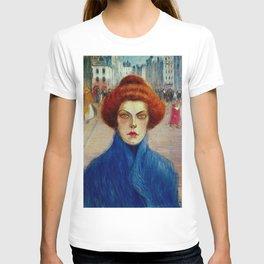 """Théophile Steinlen """"Cleo"""" T-shirt"""