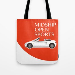 Midship Open Sports Tote Bag
