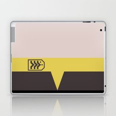 Miles O'Brien - Minimalist Star Trek DS9 Deep Space Nine - Chief  - startrek - Trektangles Laptop & iPad Skin