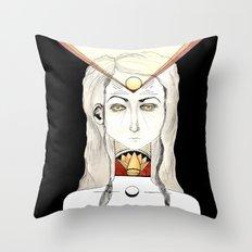 Slow the Churn Throw Pillow