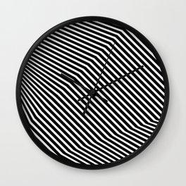 Geometric Refraction Wall Clock