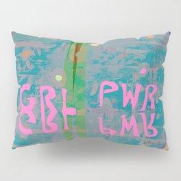 GRL PWR, Alissia World Pillow Sham