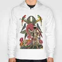 planet Hoodies featuring PLANET by MANDIATO ART & T-SHIRTS